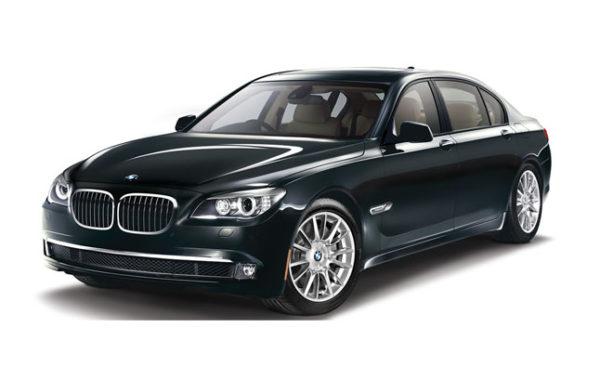 740 BMW sfo